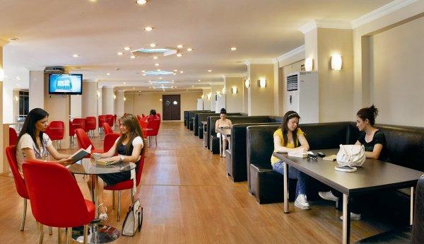 Kafeterya ve Dinlenme Salonu