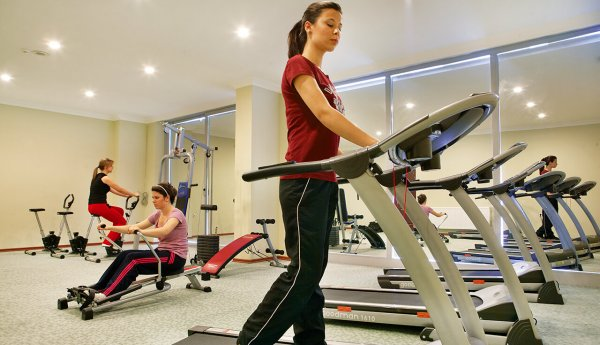 Spor ve Fitness Salonu